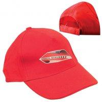 20301 K-Promosyon Şapka (Kırmızı)